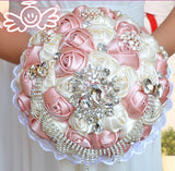 Original design quality assurance upscale bride holding flowers creative gifts wedding supplies D451 - Hespirides Gifts - 1