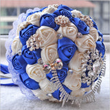 Original design quality assurance upscale bride holding flowers creative gifts wedding supplies D451 - Hespirides Gifts - 2