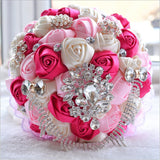 Original design quality assurance upscale bride holding flowers creative gifts wedding supplies D451 - Hespirides Gifts - 4