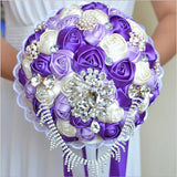 Original design quality assurance upscale bride holding flowers creative gifts wedding supplies D451 - Hespirides Gifts - 9