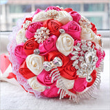 Original design quality assurance upscale bride holding flowers creative gifts wedding supplies D451 - Hespirides Gifts - 8