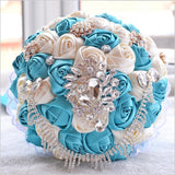 Original design quality assurance upscale bride holding flowers creative gifts wedding supplies D451 - Hespirides Gifts - 3