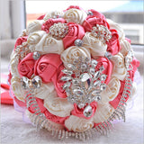 Original design quality assurance upscale bride holding flowers creative gifts wedding supplies D451 - Hespirides Gifts - 5