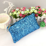 Women Handbags Casual Sparkling Sequins Dazzling Clutch Evening Party Bag Ladies Bling Purse Versatile Bags para mujer - Hespirides Gifts - 3