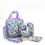 New arrival Mummy Bags Waterproof Nappy Bags Large Capacity Baby Diaper Bag Multifunction Mother Shoulder Bags Handbags - Hespirides Gifts - 2