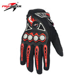 PRO-BIKER Motorcycle Racing Gloves Breathable Enduro Dirt Bike Moto Guantes Luvas Off Road Motocross Motorbike Riding Gloves - Hespirides Gifts - 3