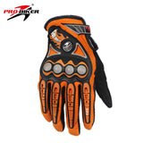 PRO-BIKER Motorcycle Racing Gloves Breathable Enduro Dirt Bike Moto Guantes Luvas Off Road Motocross Motorbike Riding Gloves - Hespirides Gifts - 2