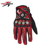 PRO-BIKER Motorcycle Racing Gloves Breathable Enduro Dirt Bike Moto Guantes Luvas Off Road Motocross Motorbike Riding Gloves - Hespirides Gifts - 5