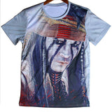 Movie Pirates Of The Caribbean Jack Sparrow Printed Skull Tshirts 3d printing Design Cheap T Shirts male Short Sleeve T-shirts - Hespirides Gifts