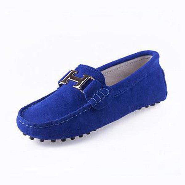 Spring Summer Top brand women Moccasins Shoes Genuine Leather women Flat Shoes Casual Loafers Slip On Driving shoes - Hespirides Gifts - 10