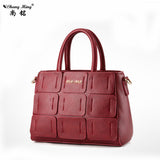 Woman Brand Retro Joker Satchels Handbags Ladies Candy Colors Pink/white Handbags PU Leather Big Totes Bags 11 Colors - Hespirides Gifts - 2
