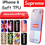 Supreme Soft TPU Cover Cases For iphone5 5s SE 6 6s 6Plus 6s Plus Phone Cases - Hespirides Gifts - 1