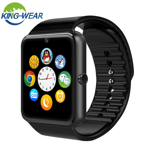 GT08 Bluetooth Smart Watch wearable devices Support SIM TF Card Smartwatch For apple Android OS Phone - Hespirides Gifts - 2