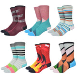Miss Fire Stanced Girls Socks Nylon Cotton Thin Summer Miea Colorful Strip Candy Color Socks For Men And Women - Hespirides Gifts - 1