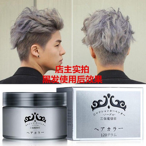 Grandma's gray hair color wax 120 g - Hespirides Gifts