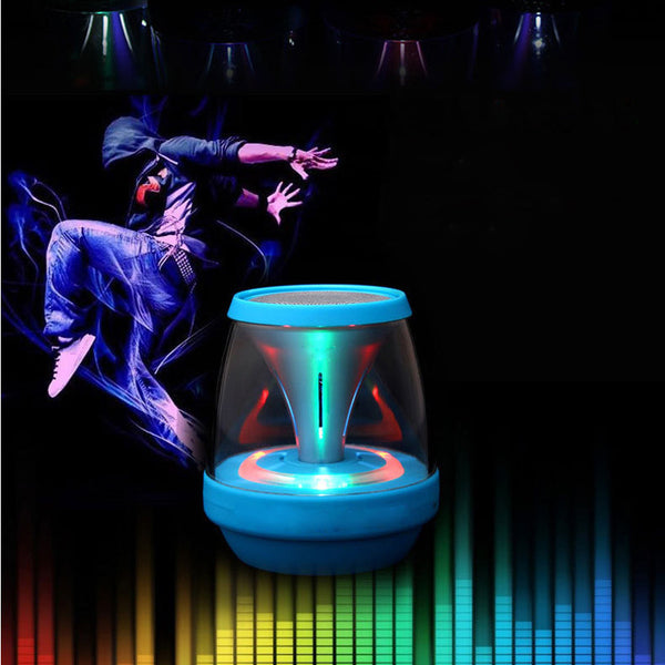 Mine Bluetooth Speaker LED Wireless Mic HIFI Super Bass FM Support USB TF Card Wireless Mult-function Portable For All Phone - Hespirides Gifts