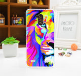 ZTE Blade V7 Lite Case Cover, ZTE V7 Lite Case, Colored Painting Soft Silicone TPU Protective Back Case FOR ZTE Blade V7 Lite - Hespirides Gifts - 3