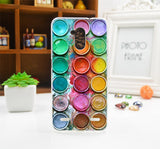 ZTE Blade V7 Lite Case Cover, ZTE V7 Lite Case, Colored Painting Soft Silicone TPU Protective Back Case FOR ZTE Blade V7 Lite - Hespirides Gifts - 9