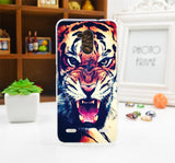 ZTE Blade V7 Lite Case Cover, ZTE V7 Lite Case, Colored Painting Soft Silicone TPU Protective Back Case FOR ZTE Blade V7 Lite - Hespirides Gifts - 12