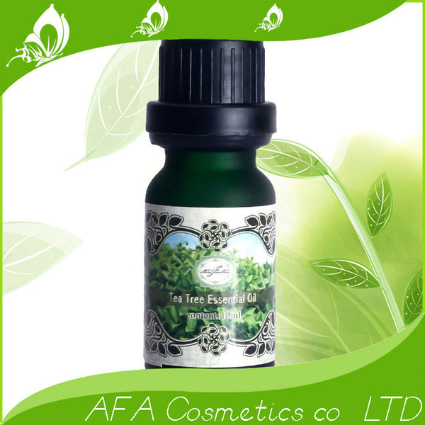 Tea tree essential acne oil 100% pure natural extract The best acne removing effect 10ml - Hespirides Gifts