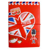 Fashion Miss love travel Passport Cover ID Credit Card Bag 3D Design PVC Leather Business Card Holder Passport Holder 14*9.6CM - Hespirides Gifts - 19