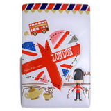 Fashion Miss love travel Passport Cover ID Credit Card Bag 3D Design PVC Leather Business Card Holder Passport Holder 14*9.6CM - Hespirides Gifts - 22