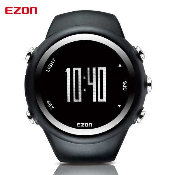 Men Watches Luxury Brand GPS Timing Running Sports Watch Calorie Counter Digital Watches EZON T031 - Hespirides Gifts - 3