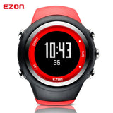 Men Watches Luxury Brand GPS Timing Running Sports Watch Calorie Counter Digital Watches EZON T031 - Hespirides Gifts - 4