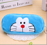 Kawaii Cartoon Animal Large Capacity Plush Pencil Holder Storage Pouch Cosmetic Bag Promotional Gift Stationery - Hespirides Gifts - 20