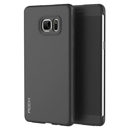 For Samsung Galaxy Note 7 Case Original Rock Dr.V View Full Screen Flip Cover for Galaxy Note 7 Case Silicone Protective Shell - Hespirides Gifts - 3