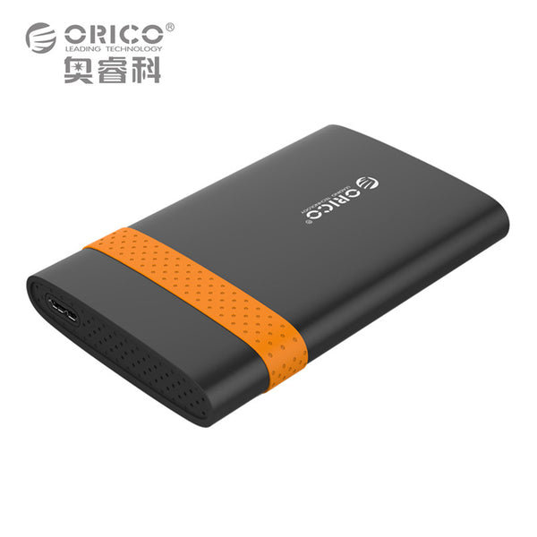 ORICO 2538U3 2.5-inch Mobile Hard Disk Box USB3.0 Notebook Tools HDD Encloxure for SSD (Not including Hard Disk Drive) - Hespirides Gifts