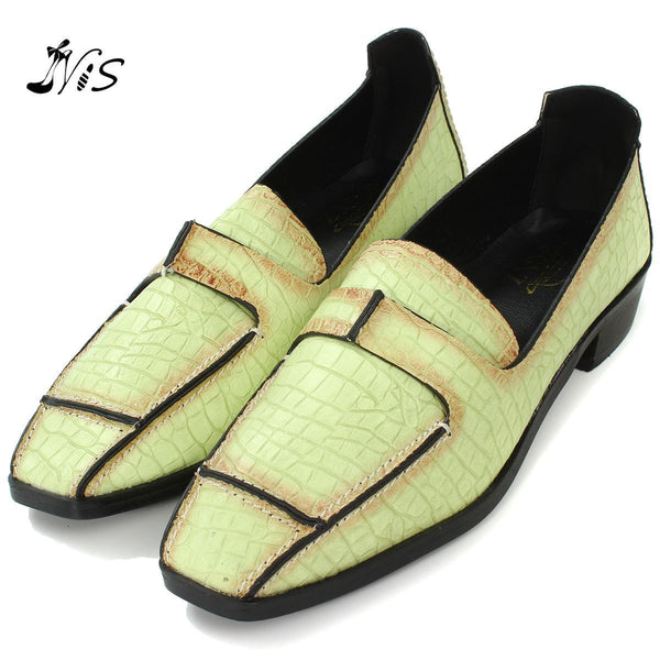 Women Shoes Soft Leather Oxford Shoes For Women Flats Shoes Woman Moccasins Ballet Flats Ladies Shoes Zapatos Mujer - Hespirides Gifts - 2
