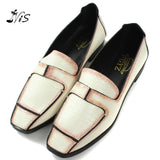 Women Shoes Soft Leather Oxford Shoes For Women Flats Shoes Woman Moccasins Ballet Flats Ladies Shoes Zapatos Mujer - Hespirides Gifts - 4