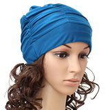 Screaming Retail Price Sexy Women Girls Long Hair Swim Cap Stretch Hat Drape Bathing Swimming Cap - Hespirides Gifts - 9
