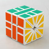 CubeTwist Square II SQ2 3x3x3 Speed Cubes Sector Magic Cube Puzzle Educational Toys For Children Kids - Hespirides Gifts - 3