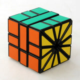 CubeTwist Square II SQ2 3x3x3 Speed Cubes Sector Magic Cube Puzzle Educational Toys For Children Kids - Hespirides Gifts - 2