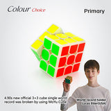 NEW Brand MoYu 3x3x3 Weilong GTS Magic Cube Stickerless Professional Puzzle Speed Cube Classic Toys 3*3*3 Cube WeilongGTS - Hespirides Gifts - 2
