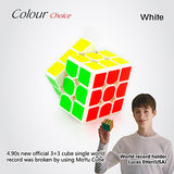 NEW Brand MoYu 3x3x3 Weilong GTS Magic Cube Stickerless Professional Puzzle Speed Cube Classic Toys 3*3*3 Cube WeilongGTS - Hespirides Gifts - 9
