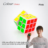 NEW Brand MoYu 3x3x3 Weilong GTS Magic Cube Stickerless Professional Puzzle Speed Cube Classic Toys 3*3*3 Cube WeilongGTS - Hespirides Gifts - 6