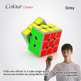 NEW Brand MoYu 3x3x3 Weilong GTS Magic Cube Stickerless Professional Puzzle Speed Cube Classic Toys 3*3*3 Cube WeilongGTS - Hespirides Gifts - 5