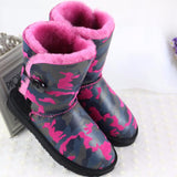 High Quality! genuine Sheepskin Real Fur 100% Wool women winter snow boots, China Brand boots - Hespirides Gifts - 2