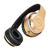 High Quality SOUND INTONE BT-09 Foldable Wireless Bluetooth Headset Stereo Headphone With Mic Support TF Card FM Radio - Hespirides Gifts - 4