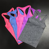 Sports Active summer style tank top quick dry Hot Ladies Fashion Sports Camis Fitness Gym Tanks - Hespirides Gifts - 1