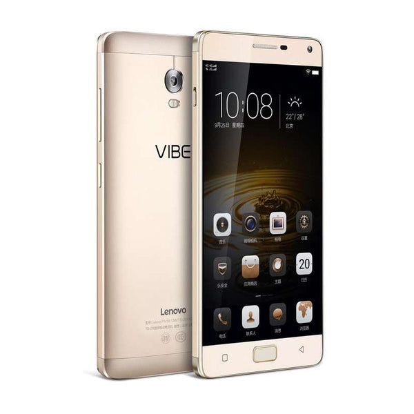 Original Lenovo VIBE P1C58 Qualcomm MSM8939 Octa Core 5.5 inch Android 5.1 RAM 2GB ROM 16GB 4G Phone Call Tablet PC GPS 13MP