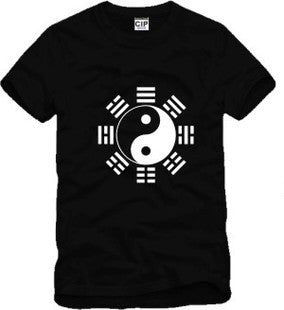 Tai Chi Eight Diagrams Sportswear Printed Mens Men T Shirt Tshirt Fashion New Short Sleeve O Neck Cotton T-shirt Tee - Hespirides Gifts - 6