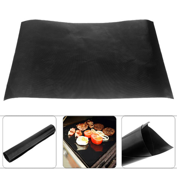 Teflon Barbecue Grill Mat for Microwave Oven Outdoor BBQ Accessories - 400 x 330mm - Hespirides Gifts
