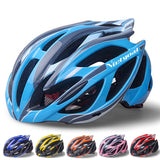 New Sport Bicycle Helmets Ultralight Unisex Breathable Mountain Road Bike Helmet Night Light Cycling Helmet H1002 - Hespirides Gifts - 1