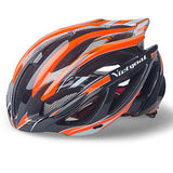 New Sport Bicycle Helmets Ultralight Unisex Breathable Mountain Road Bike Helmet Night Light Cycling Helmet H1002 - Hespirides Gifts - 13