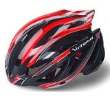 New Sport Bicycle Helmets Ultralight Unisex Breathable Mountain Road Bike Helmet Night Light Cycling Helmet H1002 - Hespirides Gifts - 3