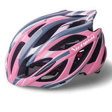 New Sport Bicycle Helmets Ultralight Unisex Breathable Mountain Road Bike Helmet Night Light Cycling Helmet H1002 - Hespirides Gifts - 7